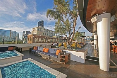 San Diego Condo/Townhouse For Sale: 207 5th Ave. #508