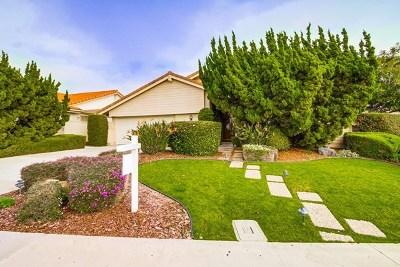 San Diego Single Family Home For Sale: 17741 Cumana Ter