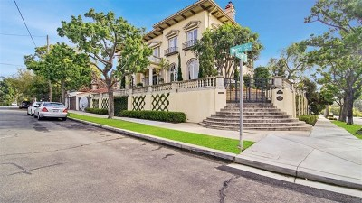 San Diego Single Family Home For Sale: 435 West Thorn