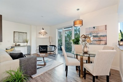 San Diego Condo/Townhouse For Sale: 1277 Kettner Blvd #301