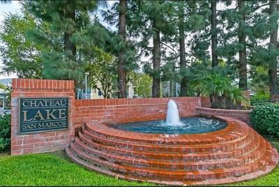San Marcos Condo/Townhouse For Sale: 1508 Circa Del Lago B-204