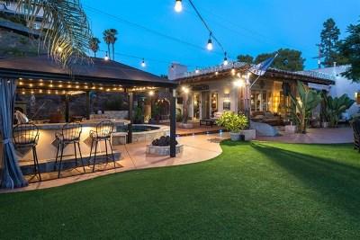 Escondido Single Family Home For Sale: 3579 Prince St