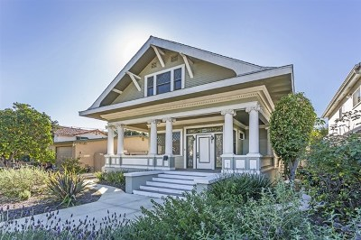 Coronado Single Family Home For Sale: 1620 Miguel Ave.