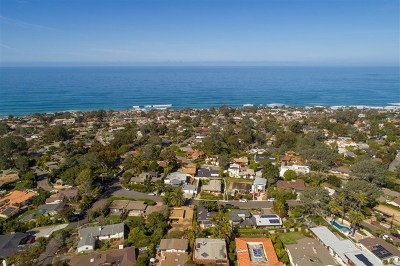 Del Mar Single Family Home For Sale: 1094 Klish Way
