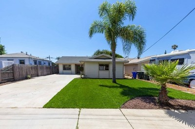 Imperial Beach Multi Family Home For Sale: 870 Emory St.