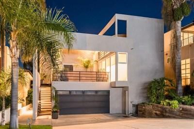 Del Mar Single Family Home For Sale: 2134 Cordero Road