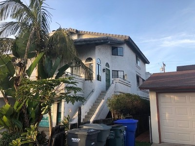 Imperial Beach Condo/Townhouse For Sale: 210 Daisy Ave