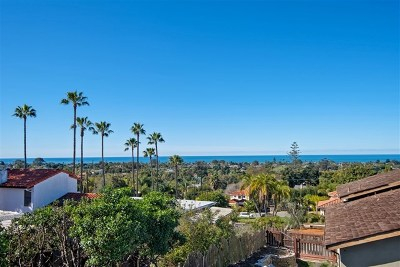 Encinitas Single Family Home For Sale: 1624 Gascony