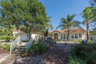 Alpine CA Single Family Home For Sale: $725,000