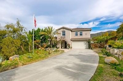 Vista Single Family Home For Sale: 2520 Longmont Rd