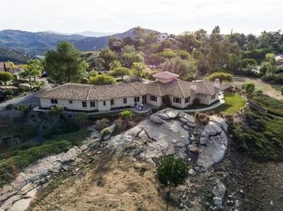 Escondido Single Family Home For Sale: 28621 Sandhurst