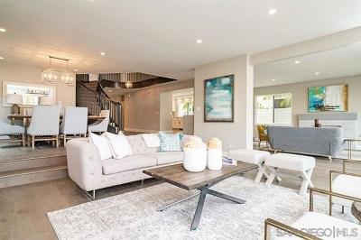 Coronado Single Family Home For Sale: 14 Buccaneer