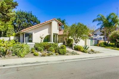 Solana Beach Single Family Home For Sale: 264 La Barranca Dr