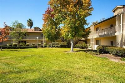 Chula Vista Condo/Townhouse For Sale: 4201 Bonita Road #253