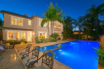 Carlsbad Single Family Home For Sale: 7338 Corte Tomillo