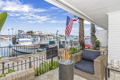 Coronado Condo/Townhouse For Sale: 63 Montego