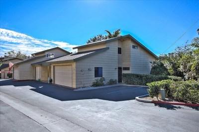 Vista Condo/Townhouse For Sale: 1009 Marlin Drive