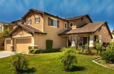 Temecula Single Family Home For Sale: 30860 Eastgate Parkway