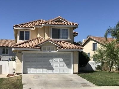 Menifee Single Family Home For Sale: 30531 Shoreline Dr