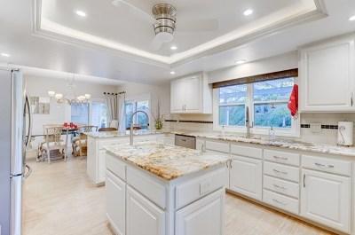 Escondido Single Family Home For Sale: 2856 Sunset Hls