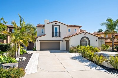 Oceanside Single Family Home For Sale: 1108 Championship Rd