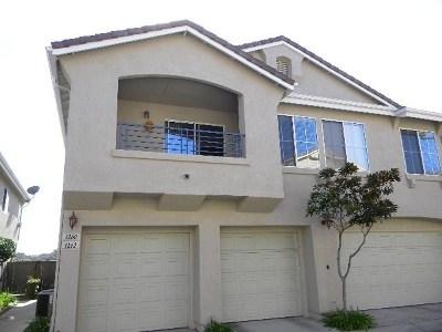Chula Vista Condo/Townhouse For Sale: 1260 El Cortez Ct