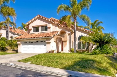 Vista Single Family Home For Sale: 1682 Pinnacle Way