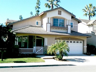 Aliso Viejo Single Family Home For Sale: 19 Deerwood