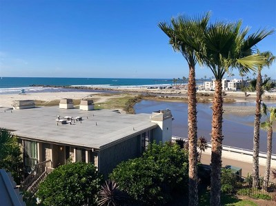 Oceanside Condo/Townhouse For Sale: 999 N Pacific #G-216