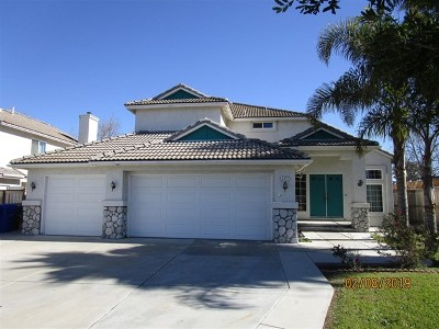Oceanside Single Family Home For Sale: 4453 Arbor Cove Circle