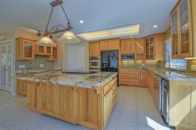 Escondido Single Family Home For Sale: 2631 Loma Vista Dr
