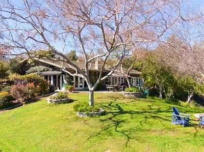 Fallbrook Single Family Home For Sale: 1753 Carriage Lane