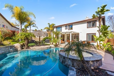 Chula Vista Single Family Home For Sale: 660 Santa Clara Ct