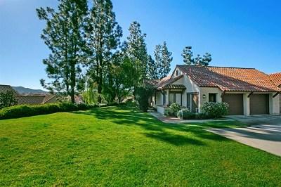 Single Family Home For Sale: 17413 Graciosa Road