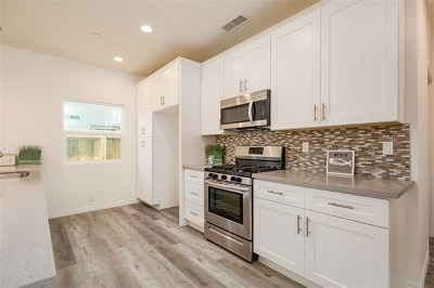 Imperial Beach Single Family Home For Sale: 1251 12th Street