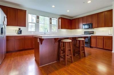 Chula Vista Condo/Townhouse For Sale: 1644 Burr Oak Place