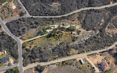 San Marcos Single Family Home For Sale: 899 La Moree Rd.