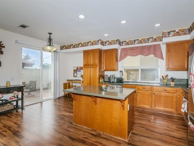 Oceanside Single Family Home For Sale: 1440 Enchante Way