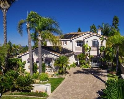 Carlsbad Single Family Home For Sale: 6714 Lemon Leaf Drive