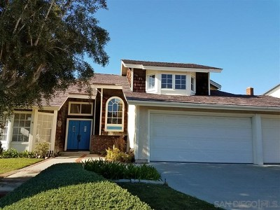 San Clemente Single Family Home For Sale: 3033 Calle Frontera