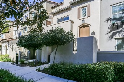 San Diego CA Condo/Townhouse For Sale: $575,000