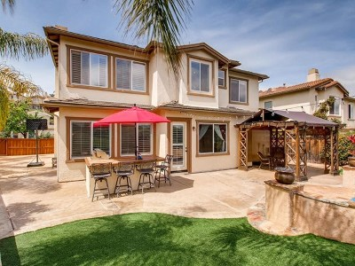 Carlsbad Single Family Home For Sale: 3480 Rich Field Drive