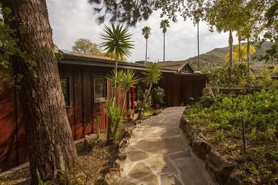 Escondido Single Family Home For Sale: 715 Quiet Hills Farm Rd