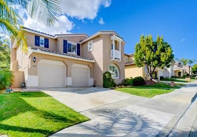 Chula Vista Single Family Home For Sale: 950 Yosemite Drive