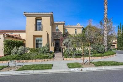 San Diego Single Family Home For Sale: 7728 Via Vivaldi