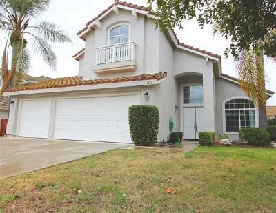 San Marcos Single Family Home For Sale: 1652 Medinah Rd