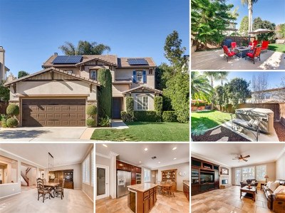 San Marcos Single Family Home For Sale: 1455 Rivercrest Road