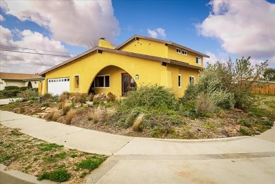 Lompoc Single Family Home For Sale: 109 Hercules