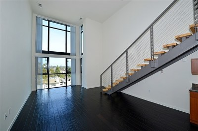 San Diego Condo/Townhouse For Sale: 889 Date #546