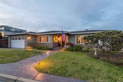 San Diego Single Family Home For Sale: 3536 Fenelon St